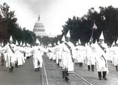 Ku Klux Klan March