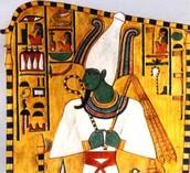 Osiris the God of the Dead