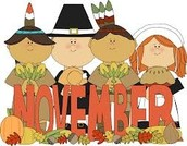 November Themes
