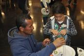Family STEM Fun at STEM Celebration Night!