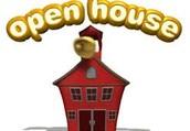Open House, Thursday, August 29th