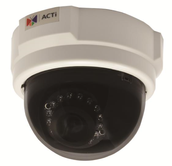 Indoor Dome with D/N, IR,Basic WDR, Fixed Lens Camera $567 inc gst