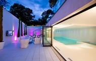 The Inside Pool Area