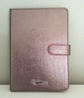 Chelsea Mini iPad Case - Pewter Metallic - $25
