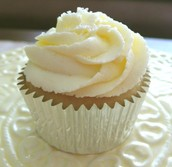 Vanilla cupcake 22% off originally $2.75 now $2.15