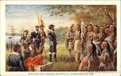 Jamestown Indians