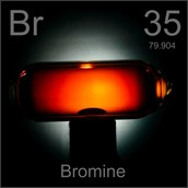 Bromine on the Periodic Table