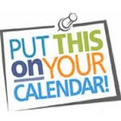 Carson Calendar