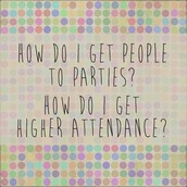 Growing Party Attendance