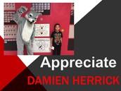 Damien Herrick