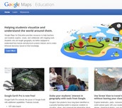 Google Maps Education