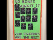 No Bones About It - Elem Students are the BEST!