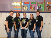 6th Grade Teachers Leading by Example