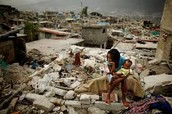 Haiti is the poorest country in the Western hemisphere, with 80 percent of the population living below the poverty line.