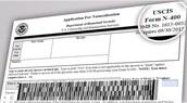Step 3: Application Form ( prepare for Form N-400 )