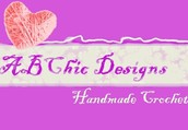 ABChic Designs is offering the newest crochet accessories for 10% - 25% off retail!