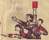 Shouting Communists