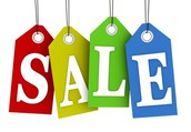 INVENTORY SALE:  GETTING READY FOR THE NEW CATALOG IN AUGUST