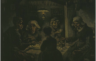 """The Potato Eaters"""