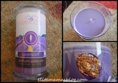 A surprise Inside every candle!