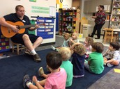 Music with Mr. A!