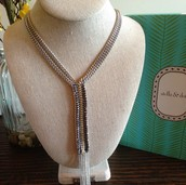 Tessa Fringe Necklace