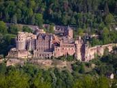 Hiedelberg Castle