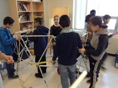 Using Available Resource to Build a Geodesic Dome