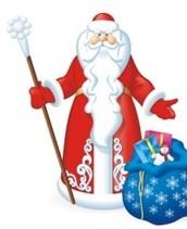 НОВОГОДНИЕ СТИХИ для Деда Мороза