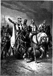 הארועים שהובילו למסעות הצלב
