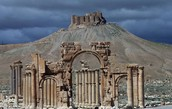 St Simeon's Monastery, Northern Syria