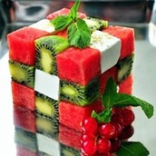 Lets make a fruit salad in Florence