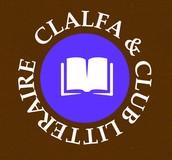« CLALFA » est un acronyme qui vient du « Club Littéraire pour l'Acquisition de la Langue Française à travers les Arts ».