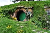 The Real Hobbit Hole
