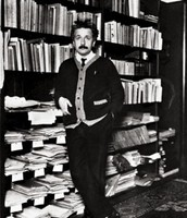 Albert in Patent Office