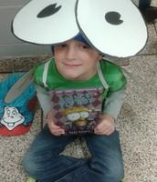 Dr. Seuss Book Character Parade