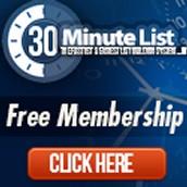 30 Minute List