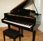 All pianos are available for purchase