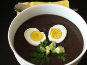 La sopa negra