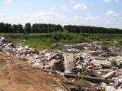 Экологическая проблема: загрязнение почвы