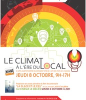 Jeudi 8 octobre, 9h-17h  Rencontres scientifiques