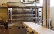 """The Sottoriva """"ANTARES"""" Steam Tube Deck Oven"""