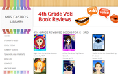 Voki Book Reviews