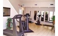 Full access to our private gym, that includes, eliptical, bike,treadmill, weights and cable tv!