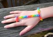 Alexie's Fancy Bracelets and Rings
