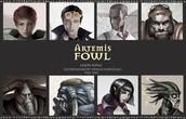 Artmeis Fowl