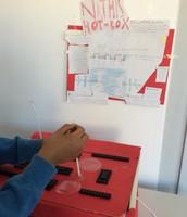 Heat  & Water Energy - Nathi´s Light Box!