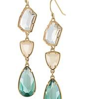 Pippa Stone Earrings $15 (retail $49)