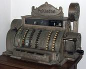 1904 Cash Register