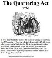Quartering Act